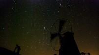 Kazdağları'nda yıldızlar göz kamaştırıyor