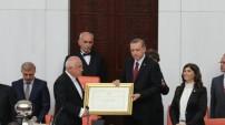 Cumhurbaşkanlığı Töreni