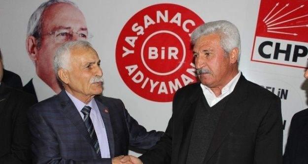CHP'de Görev Değişimi Gerçekleştirildi