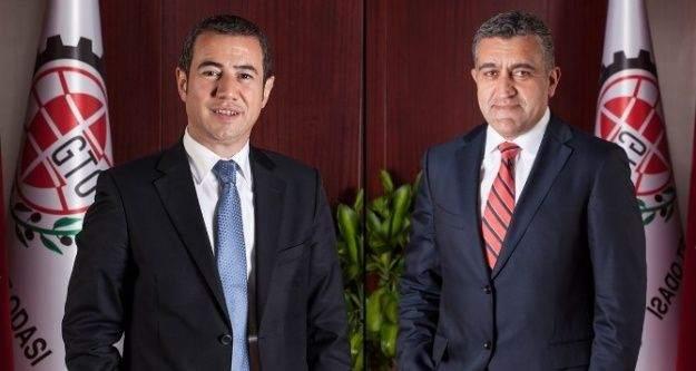 GTO Başkanları Bartık Ve Yener Yeni Yılı Kutladı