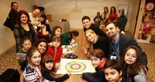 Özel Çocuklara Küçük Nüanslar'dan Sürpriz