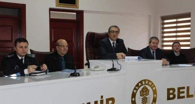 Alaşehir'de Engelsiz Ulaşım