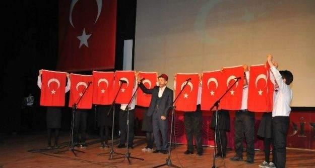 Akşehir'de İstiklal Marşı'nın Kabulü Programı