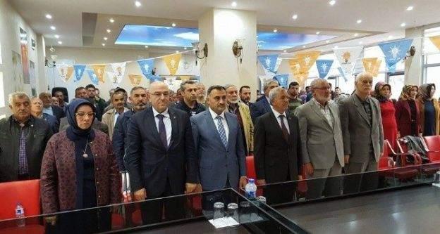 AK Parti Develi İlçe Danışma Meclis Toplantısı Yapıldı