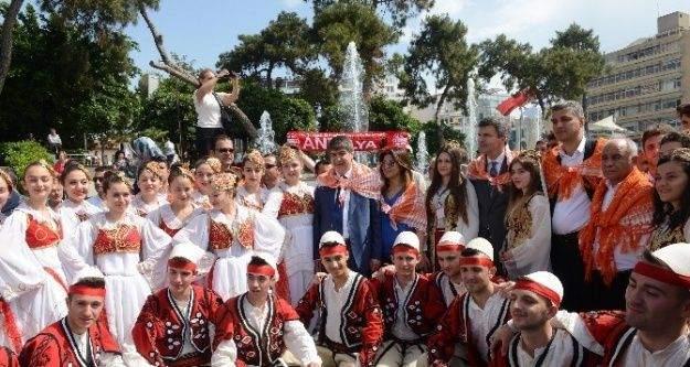 Antalya 2'nci Uluslararası Yörük Festivali Başlıyor