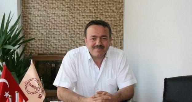 MÜSİAD Başkanı Çakmak, Düzceli Valilileri Tebrik Etti