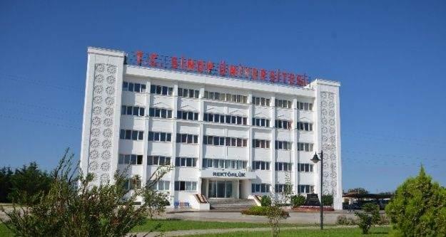 Sinop Üniversitesi Urap Sıralamasında İlk 10'a Yükseldi