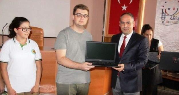 'Bana AB'yi Anlat' yarışmasının ödül töreni yapıldı
