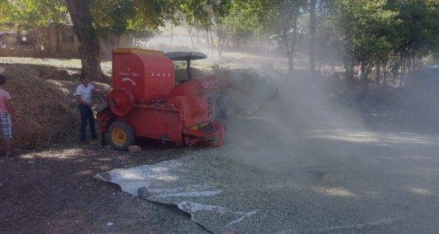 Beytüşşebap'ta vatandaşların kış hazırlıkları erken başladı