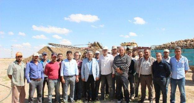 Karaman'da pancar üreticisinin randevu tepkisi