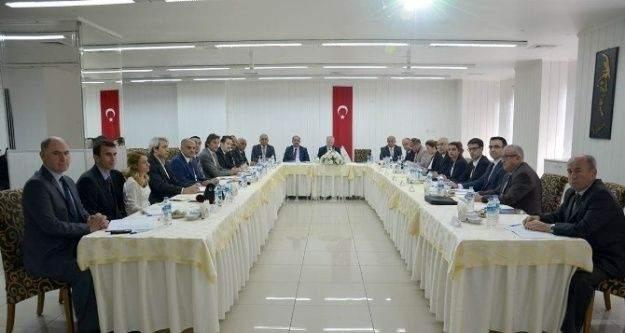 Meriç-Ergene Havzası Yönetim Heyeti toplantısı
