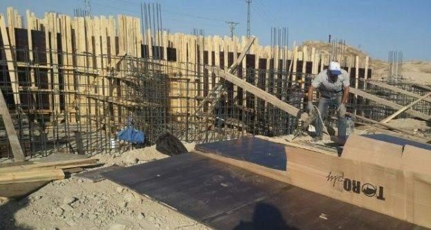 Su arıtma tesisinin temeli atıldı