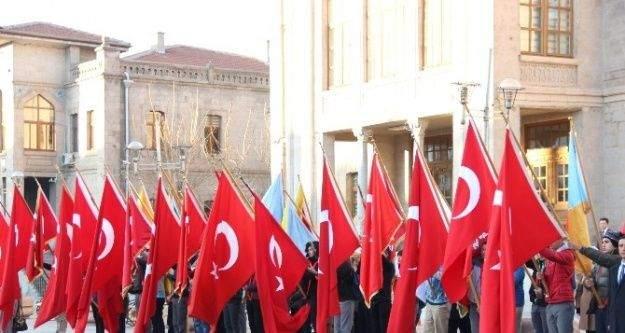 Aksaray'da 24 Kasım Öğretmenler Günü kutlamaları