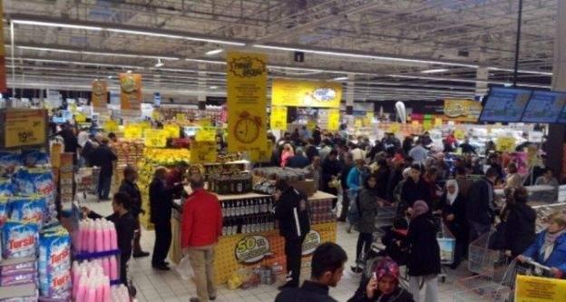 CarrefourSA'dan 'Fırsat gecesi'