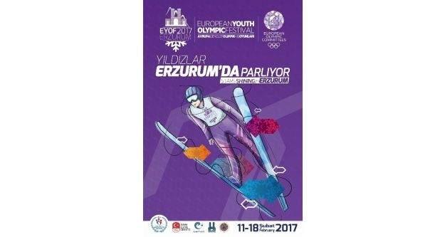 """Erzurum 'EYOF 2017""""ye hazırlanıyor"""