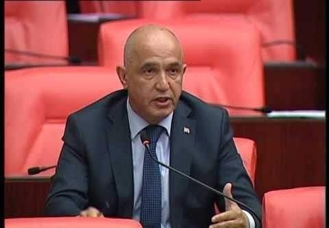 Milletvekili Ilıcalı, üzüntüsünü mecliste paylaştı