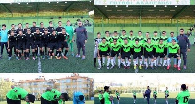 Şehitkamilli gençler futbol sezonuna iyi başladı