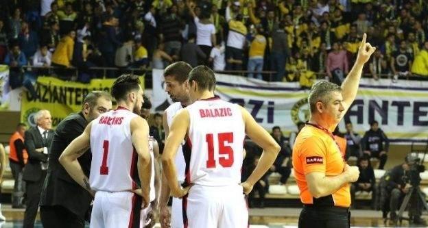 Gaziantep Basketbol, yılın son maçına çıkıyor