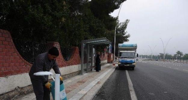 Haliliye'de mobil atölye ile yerinde çözüm