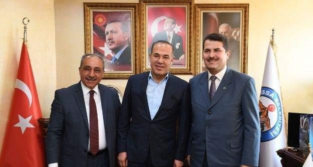 """Başkan Sözlü: 'Bölgenin kalkınması için birlik ve beraberlik şart"""""""