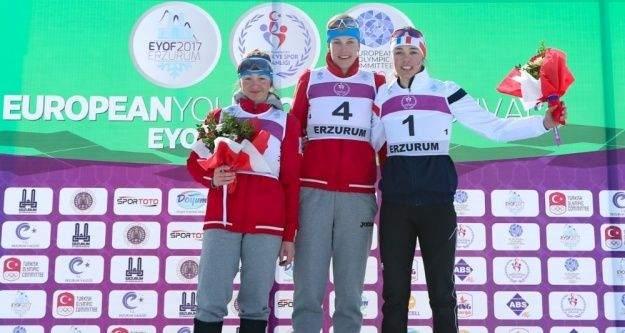 Biatlonda ilk iki sıra Rusya'nın