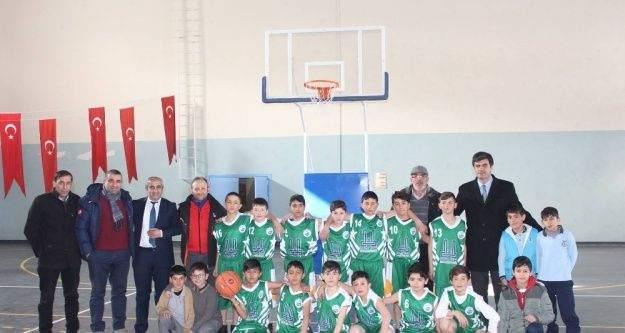 Horasan Belediye Basketbol Takımı kuruldu