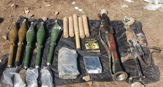 Nusaybin'de 3 terörist etkisiz hale getirildi