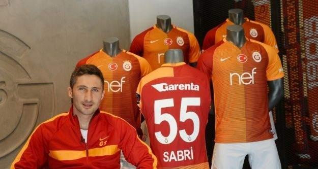"""Sabri Sarıoğlu: 'Galatasaraylı olmanın gururunu taşıyorum"""""""