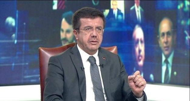 """Ekonomi Bakanı Nihat Zeybekci,:'Biz bir dakika diyoruz, hesapları alt üst oluyor"""""""