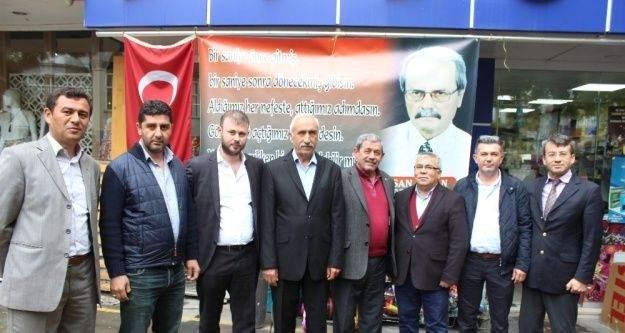 Alaşehir Belediyesi Noyan'ı unutmadı