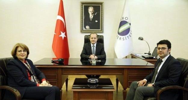 Azerbaycan, fındık tarımı için ODÜ'den destek istedi