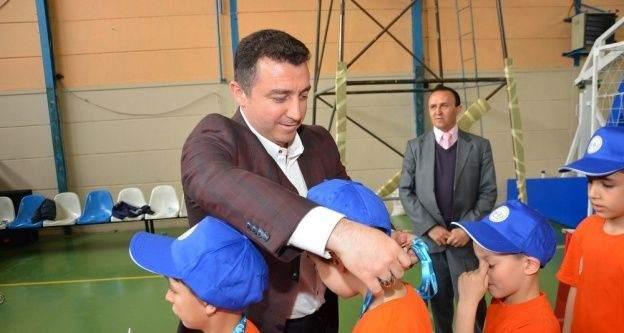 Bozüyük Belediyesi 23 Nisan Minikler Futsal Şenliği muhteşem final ile sona erdi