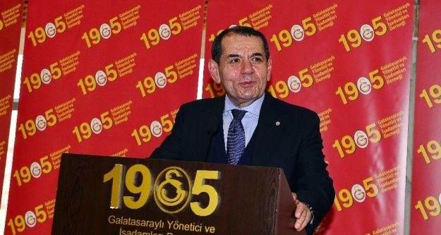 """Dursun Özbek: 'Bunu yapanlar cezasını çekecek"""""""