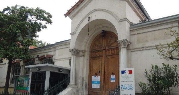 Fransız Konsolosluğu'nda güvenlik önlemi