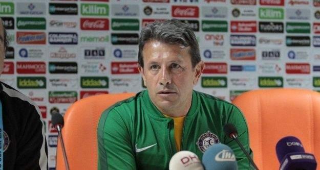 Fuat Buruk: 'İki takım da kazanmayı çok istedi, sonuçta biz kazandık'