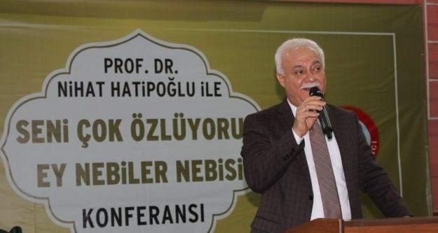 Prof. Dr. Nihat Hatipoğlu: