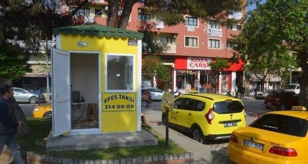 Turgutlu'ya yeni taksi durakları