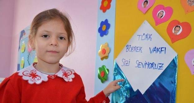 Türk Böbrek Vakfı tarafından Soma'ya anaokulu açıldı
