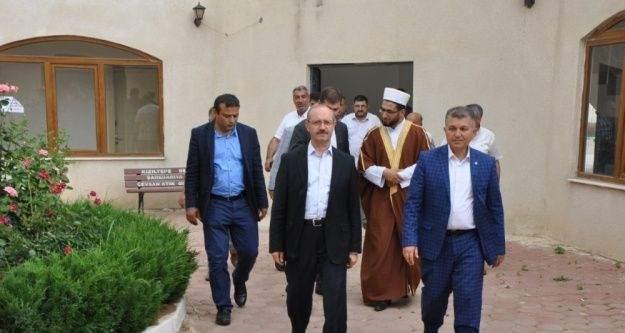 AK Partili Sorgun çiftçileri dinledi