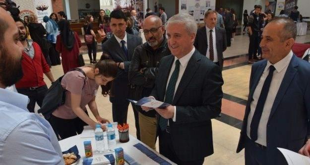 Anadolu Üniversitesi'nde '12. Özel Eğitim Kariyer Günleri'