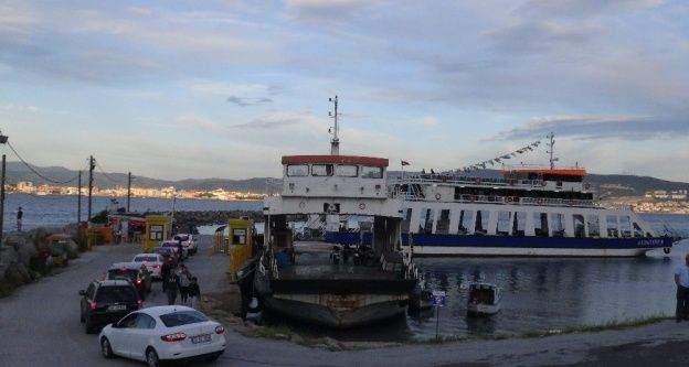 Çanakkale'de tatilci yoğunluğu