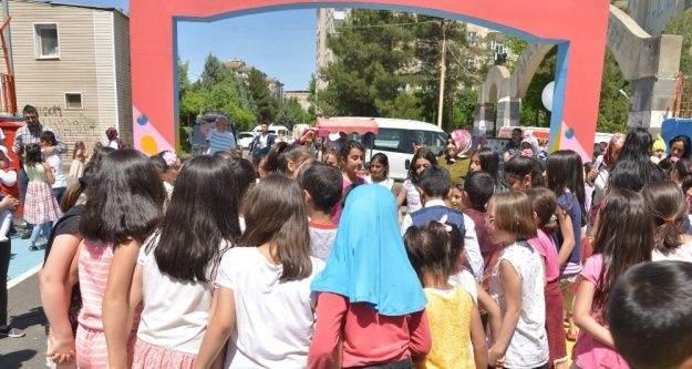 Çocuk Sokağı'nda yılsonu etkinliği