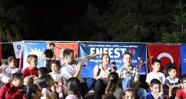 ENFEST coşkusu Manavgat'ta yaşandı
