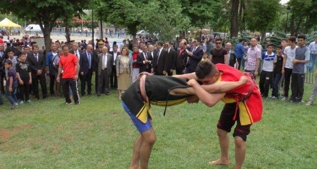 Gaziantep'te 19 Mayıs coşkusu