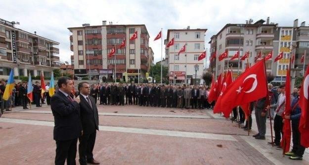 Safranbolu'da 19 Mayıs coşkusu
