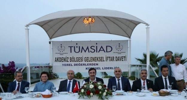 """AK Parti Genel Başkan Yardımcısı Yılmaz: 'Zor dönemlere akıl gücüyle karşı durmalıyız"""""""