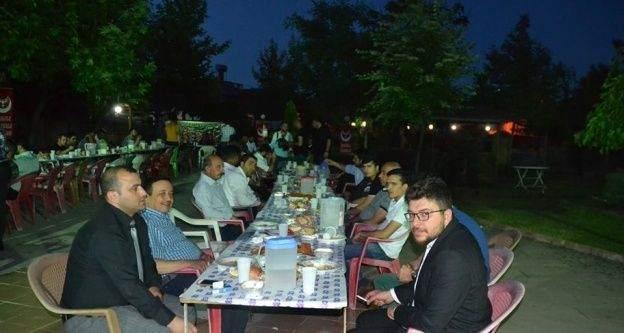 Anadolu Selçuklu Ocaklarından iftar yemeği