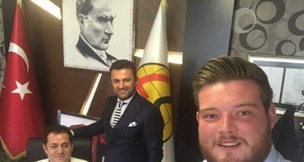 Bülent Uygun Eskişehir'de