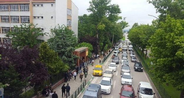 Bursa'da da LYS trafiği