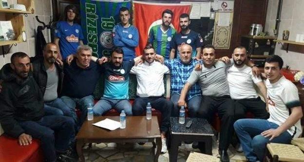 ÇAYKUR Rizespor taraftar dernekleri Kulüp Yönetimi'ne tepkili